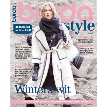 Burda Style 181 | januari 2015