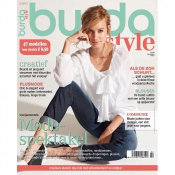 Burda Style 182 | februari 2015