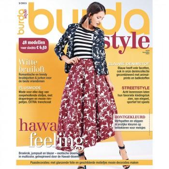 Burda Style 183 | maart 2015