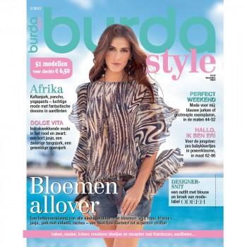 Burda Style 185 | mei 2015