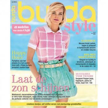 Burda Style 186 | juni 2015