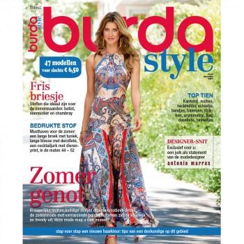 Burda Style 187 | juli 2015
