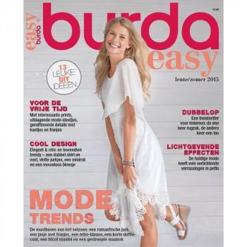 SP Burda Style EASY lente / zomer 2015