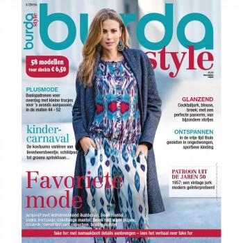 Burda Style 193 | januari 2016