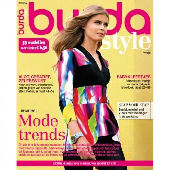 Burda Style 194 | februari 2016