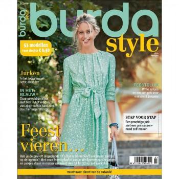 Burda Style 195 | maart 2016