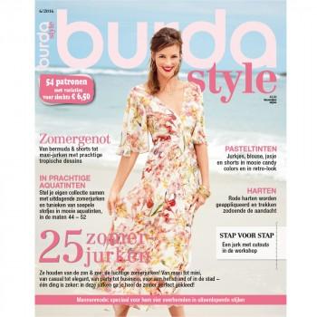 Burda Style 198 | juni 2016