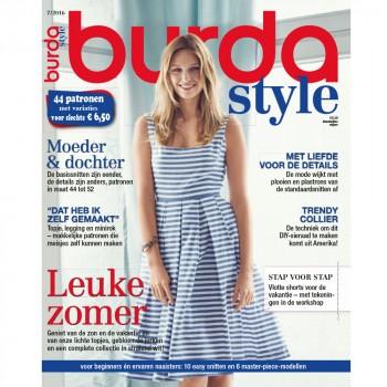 Burda Style 199 | juli 2016