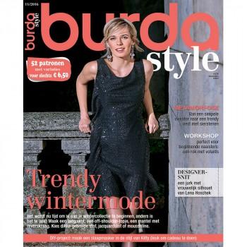 Burda Style 203 | november 2016