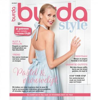 Burda Style 206 | februari 2017