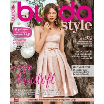 Burda Style 207 | maart 2017