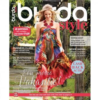 Burda Style 209 | mei 2017