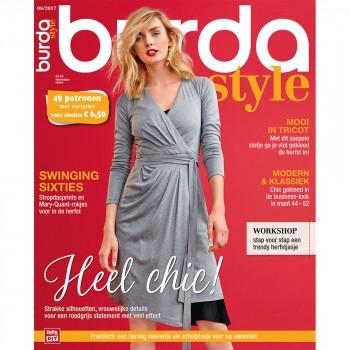 Burda Style 212 | augustus 2017