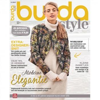 Burda Style 215 | november 2017