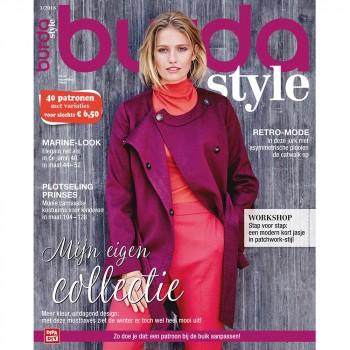 Burda Style 217 | januari 2018