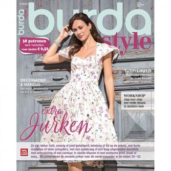Burda Style 221 | mei 2018