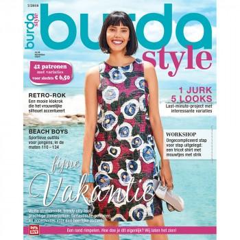 Burda Style 223 | juli 2018