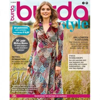 Burda Style 227 | november 2018