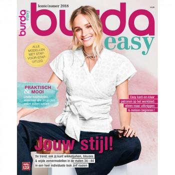 SP Burda Style EASY lente / zomer 2018