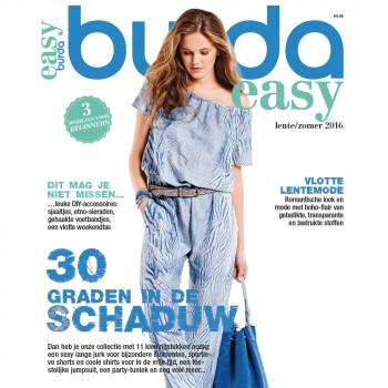 SP Burda Style EASY lente / zomer 2016