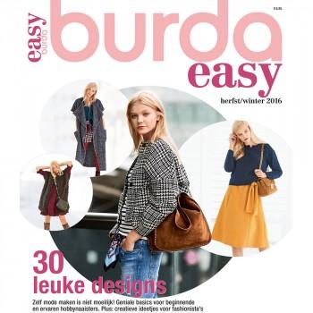 SP Burda Style EASY Automne / Hiver 2016