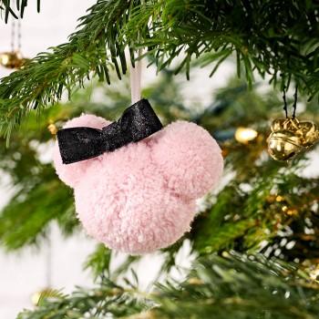 Disney 02 Pomponhangertjes voor de kerstboom