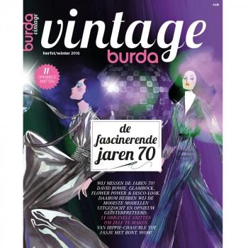 Burda Vintage 70's
